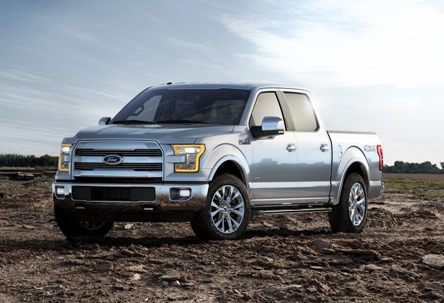 Aluminum Body F-150 – 更強悍、更智能、更具機能。 Ford...
