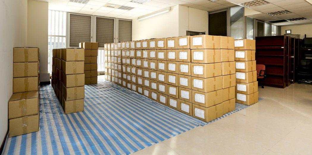 位於豐原的舊台中縣議會,如今為台中市議會第二辦公大樓,部分的原辦公室目前作為公文...