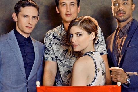 喬許特蘭克所執導的超級英雄電影「驚奇4超人」即將在8月6日在台上映,雖然距離電影上映時間剩沒幾天,不過劇中的4位超重要主角群:麥爾斯泰勒、凱特瑪拉、麥可·B·喬丹、傑米貝爾等人,卻在接受「Enter...