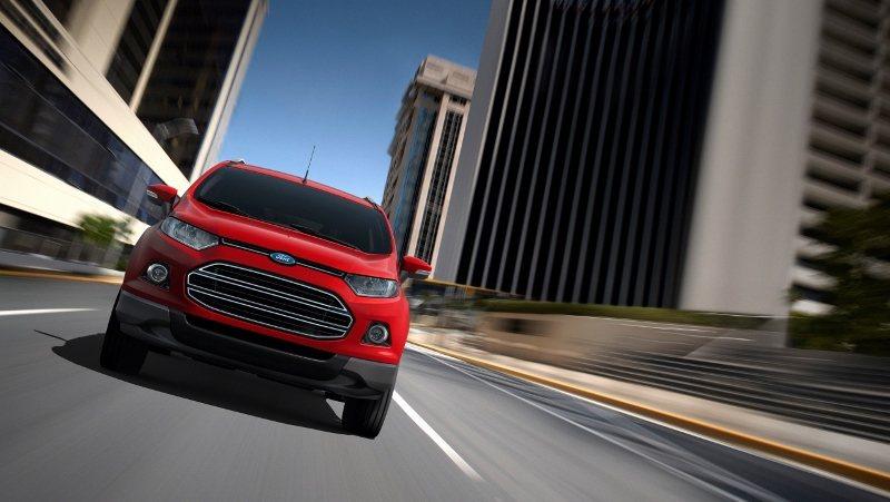 入主Ford EcoSport都會時尚型,即免費贈送7900元原廠豪華後備胎蓋。...