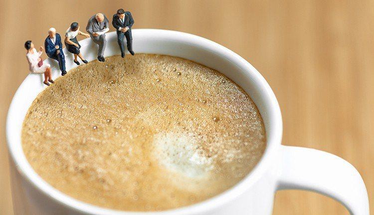 適量飲用咖啡,可能有保護神經系統的效用。 圖/ingimage