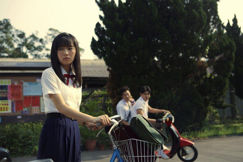 《我的少女時代》電影劇照。圖/華聯提供。