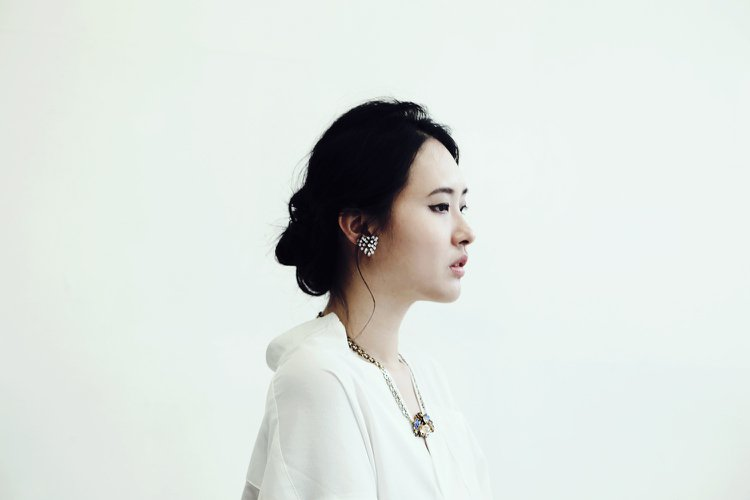 姿嬙 Zi Quian。圖;文/美麗佳人