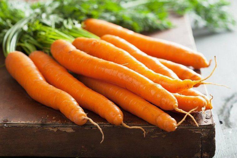 紅蘿蔔。 圖/ingimage