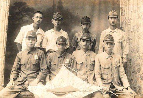 無法決定生,無法決定死——失去人的位置的台灣兵(上)