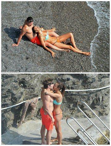 好萊塢黃金單身漢布萊德利庫柏和女友共度海灘假期,一路黏TT,從接吻、牽手到互擁,看得出來兩人是熱戀ing。另,班艾佛列克和前保母克莉絲汀奧松尼恩緋聞愈演愈烈,克莉絲汀傳給朋友的照片日前流出,照片中的...
