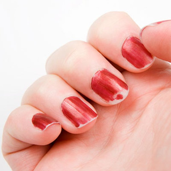 2. 易斷且脆弱的指甲。圖;文/美麗佳人提供