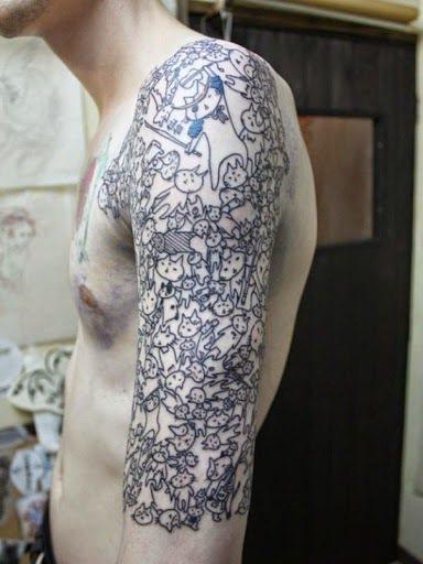 圖片來源/Tattoo Lawas - Blogger