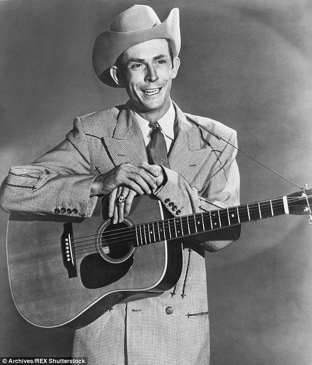 美國鄉村音樂、藍調傳奇歌手漢克威廉斯(Hank Williams)。 圖/擷自...