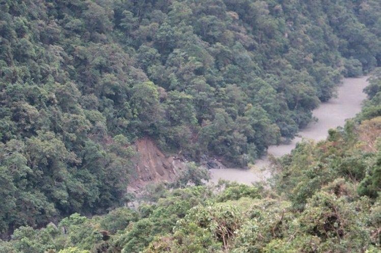 南勢溪上流。 圖/聯合報系資料照片