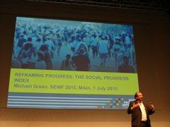 世界論壇/SPI當紅…為國家發展打分數 要經濟也要社會正義