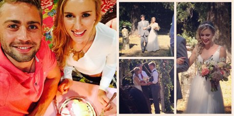 保羅沃克帥弟寇帝(Cody Walker)結婚了!寇帝沃克曾和女友 Felicia Knox 在IG上放閃,恩愛的兩人在愛情長跑7年後,決定一同邁向人生的另一個階段,在奧勒岡舉行了婚禮。寇帝和哥哥保...