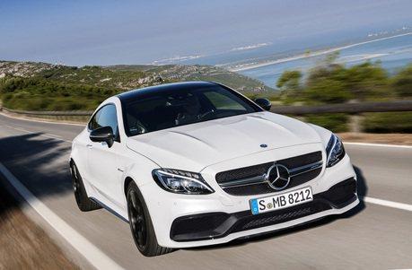 Mercedes-AMG C63 Coupe提前曝光 S強化版能飆上290km/h!