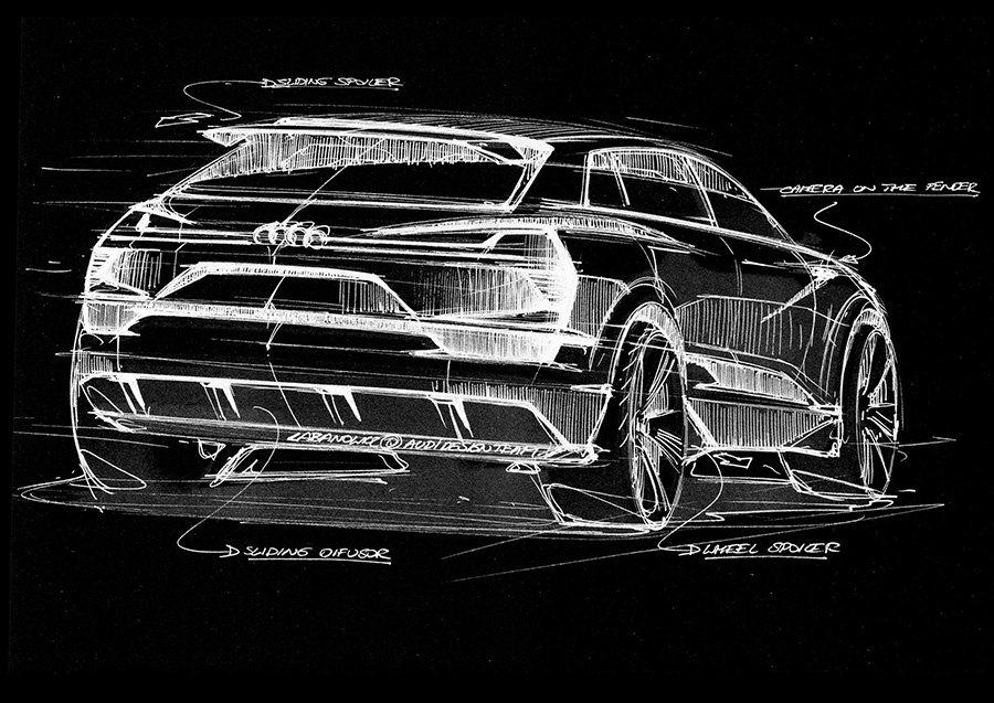 透過車頭前方的可調整式空力套件,以及完整考量空氣力學的車側和車尾優化設計,藉此大...