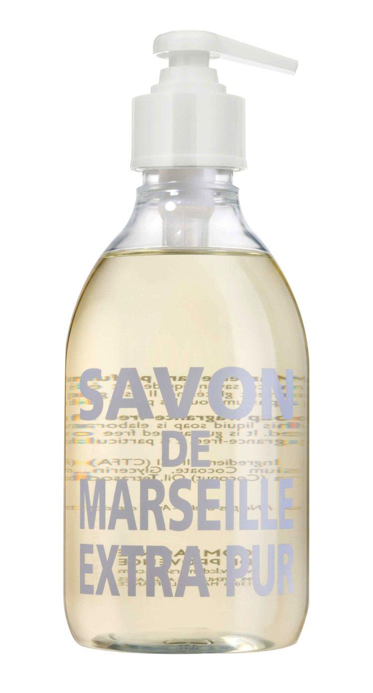 愛在普羅旺斯馬賽液態皂,以棉花融合椰子油、白麝香,帶來舒適氣息,300ml/65...