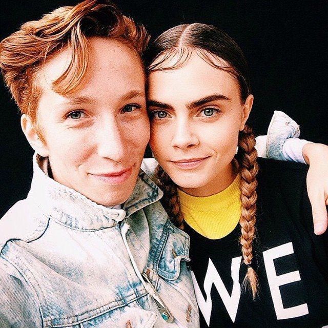 卡拉迪樂芬妮2014 年也加入以 LGBTQ為主題的「Self Evident」...