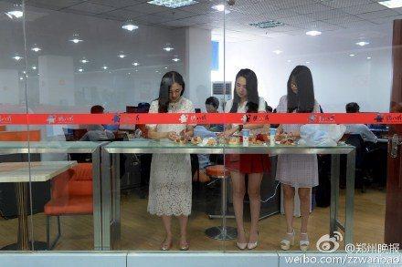 圖片來源/鄭州晚報微博