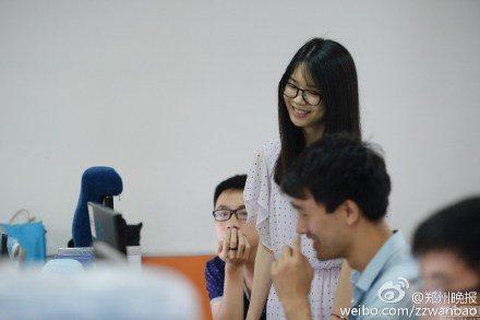 圖片來源/ 鄭州晚報微博