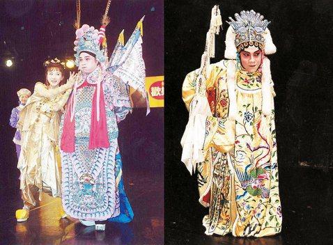 蔡康永從小在父親的薰陶下對於京劇有所瞭解,自己也能唱上一段,所以蔡康永曾在京劇中反串扮過「王昭君」,還有曾為了有聲書「歡樂三國」,扮起呂布,當時還找來蕭薔扮演貂蟬。