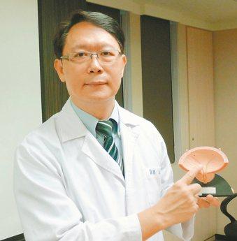 書田診所泌尿科主任周固(圖)指出,膀胱內三角狀的膀胱逼尿肌過度活躍,是導致膀胱過...