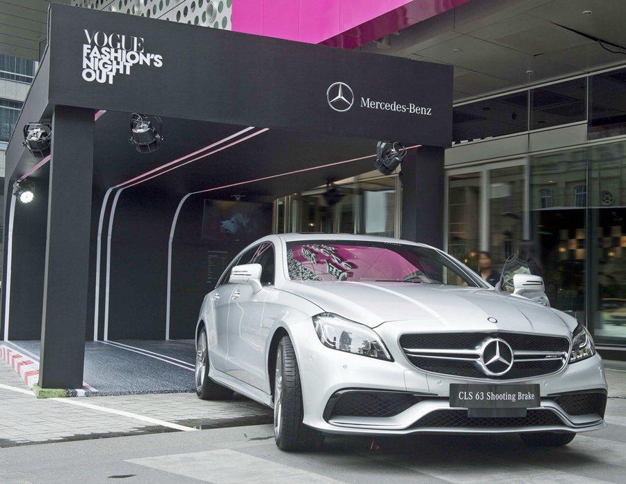 Mercedes-AMG夢幻大軍9月起將以炫目之姿現身台北信義區街頭,即日起由C...