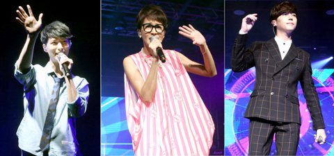hito Fm 29日在台北Legacy舉辦「hito瘋一夏 Summer Party」演唱會,畢書盡、嚴爵、曾沛慈、戴愛玲、蔣卓嘉、宇宙人、吳汶芳、等群星接力演唱,演唱會由曾沛慈的「黑框眼鏡」揭開...