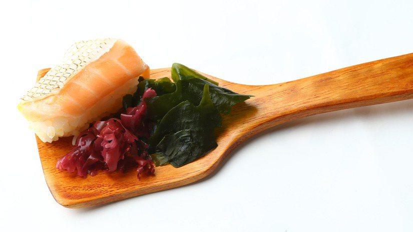 日式飲食維持血管健康;飲食內容:魚類、發酵大豆、海菜、壽司 攝影/陳柏亨、陳...