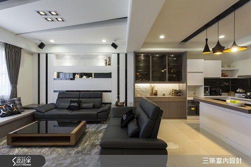 圖片提供 / 三築室內設計