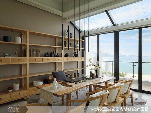 圖片提供/森境&王俊宏室內裝修設計工程有限公司