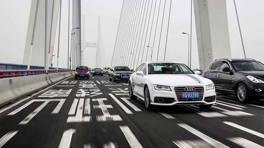 Audi無人自動駕駛技術近年來展現大躍進的成果,今年5月更在人口密集度極高的上海CES Asia展前實地測試,展現無人駕駛高度成熟的技術。 Audi提供