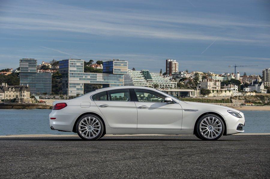 BMW_6系列Gran_Coupe即日推出「品味之選專案」。 圖/BMW提供