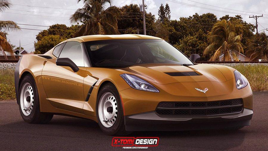 Chevrolet Corvette C7 摘自xtomi.blogspot