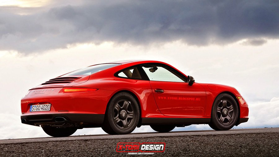 Porsche 911 Carrera 摘自xtomi.blogspot
