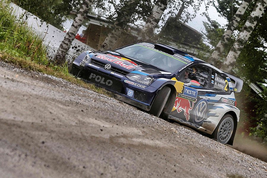 WRC芬蘭站賽事向來以高速砂礫/碎石路段著稱,因此對於賽車手的駕駛技巧、車輛機械...