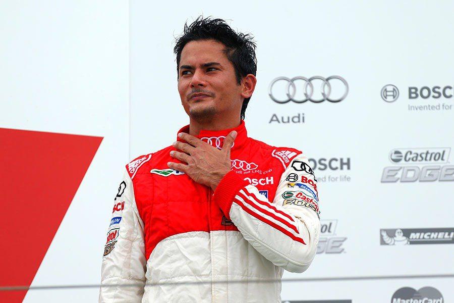排名第四的馬來西亞車手熊龍在本賽季第一回合中奪冠,這次將在家鄉馬來西亞車迷的歡呼和支持下再次爭奪桂冠,期望重奪冠軍寶座。 Audi提供