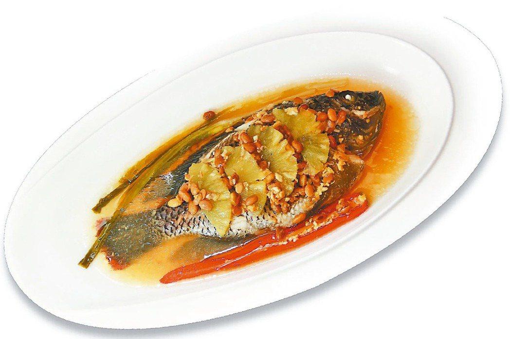 古早味台灣鯛