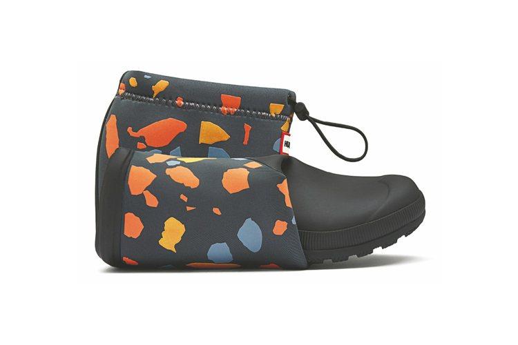 柔軟好收納的旅行鞋款,也提升整體穿著與攜帶時的舒適方便性。圖/HUNTER提供
