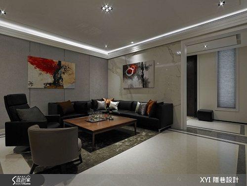 一棟別墅兼具三種風格,同時滿足一家人需求,讓質感和設計兼具,完成屋主心目中的夢想...