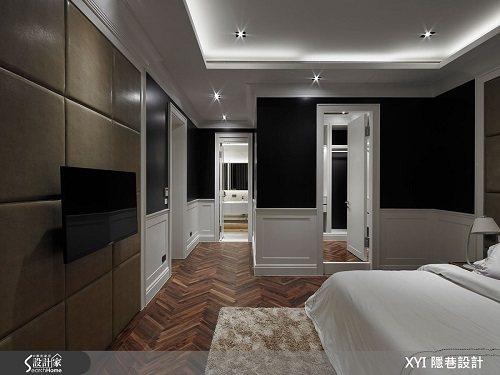 女兒房則以女兒喜愛的 ANNA SUI 風格為設計主軸,選用紫色系,結合輕古典的...
