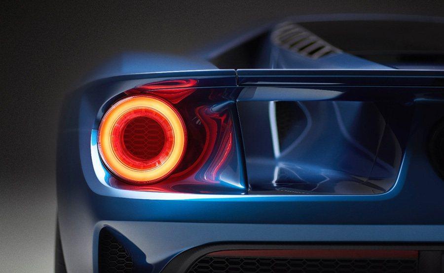 全新 Ford GT超跑。 Ford提供