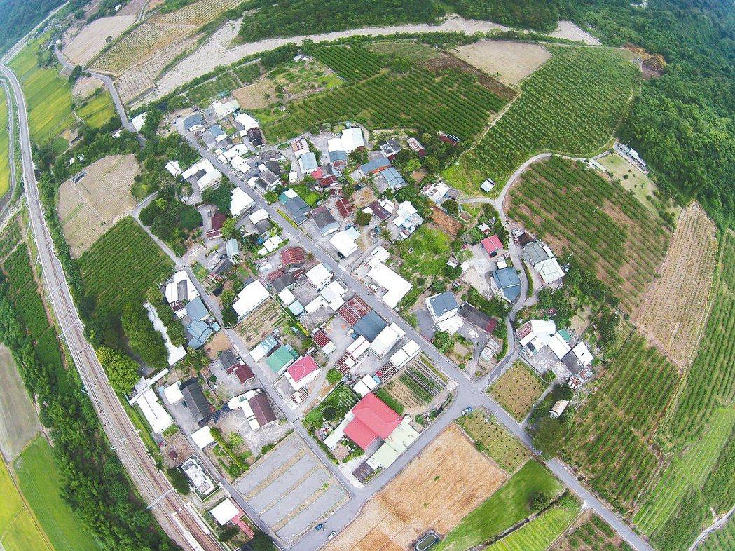 台東卑南山里部落30年來飽受政府誤編土地之苦,今年終於解套。 圖/台東縣政府提供