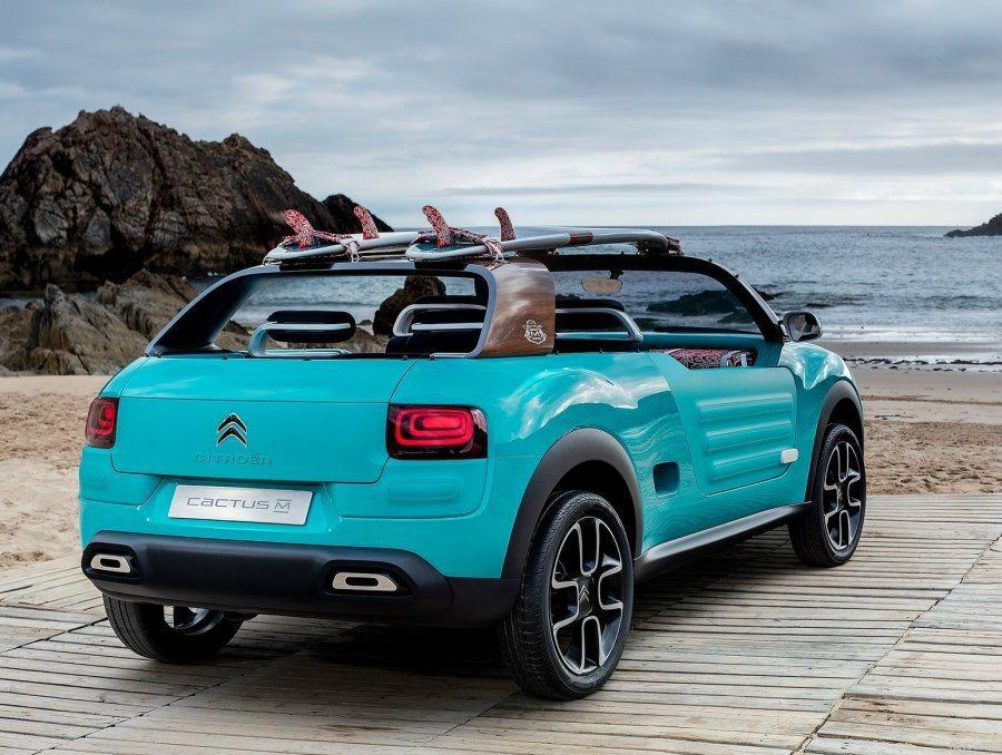 搭載普利司通Tall&Narrow 19吋高窄胎,提供靈活的行動力。 摘自Citroen