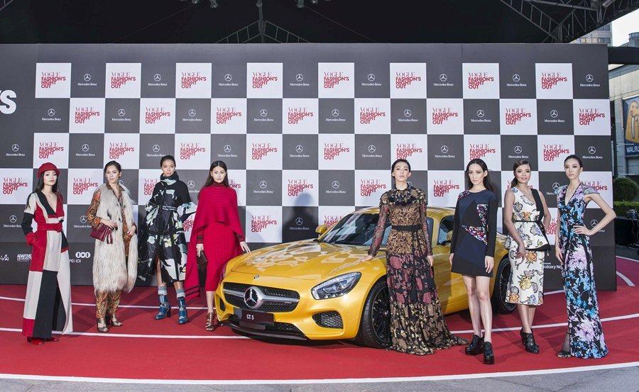 Fashion Action動時尚大秀,集結一級國際精品品牌的強大陣容,由凱渥名...