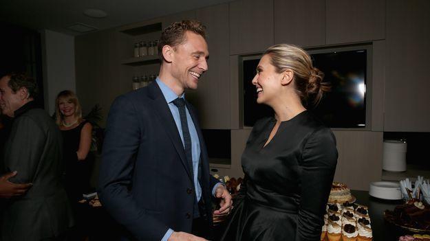 湯姆希德斯頓及伊莉莎白奧森因為合作新片《I Saw The Light》而傳出假...