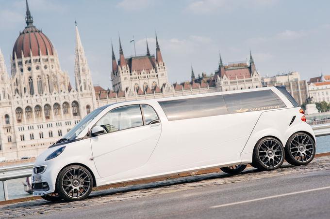原廠將於今年法蘭克福車展上亮相,屆時將提供更多詳細資料。 摘自Limouzine.de