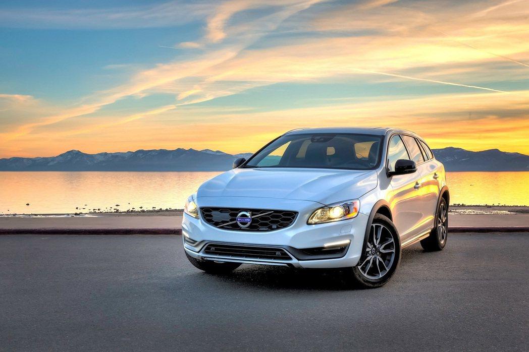 V60 Cross Country正式登場,兼具粗曠越野氣息與實用空間機能。 Volvo提供