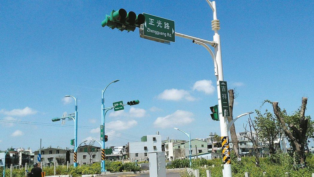 桃園區中路特區路名大整併,原吉祥二路改成溫州一路,但為了讓民眾習慣及適應,兩路名...