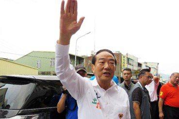 可以嘲笑宋楚瑜一直出來選總統嗎?