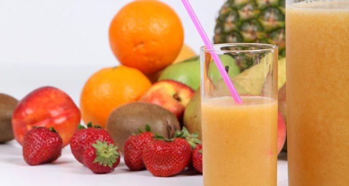 DIY健康蔬果汁 圖/ingimage