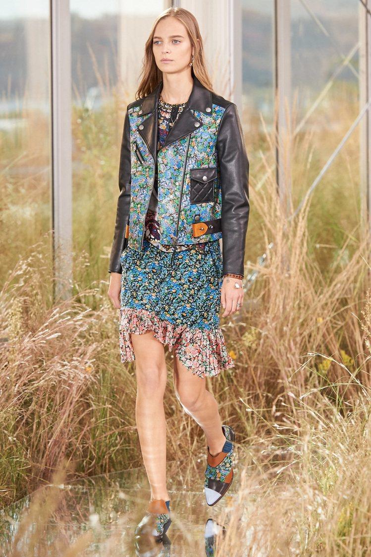COACH 2016春夏系列聚焦在傳統美式鄉村文化和現代流行實穿性的交錯間,具女...